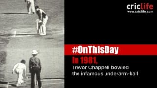 "Video: ""The most disgusting incident in the history of cricket"""