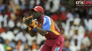 West Indies cricketer Andre Fletcher arrested in Dominica for carrying ammunition