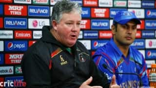 Andy Moles: Afghanistan team will be warmly received at home