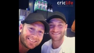"""Clarke's outpour for his """"brother"""" Hughes"""