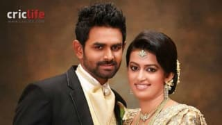 Lahiru Thirimanne gets married