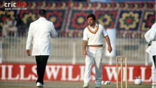 Mike Gatting and Shakoor Rana: When a cricket incident threatened to spoil two nations' diplomatic ties