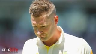 Michael Clarke fears he may never play again