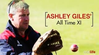 VIDEO: Rahul Dravid, Sachin Tendulkar to open batting for Ashley Giles' All Time XI