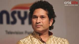 President Barack Obama will get a chance to meet Sachin Tendulkar