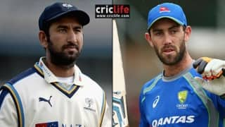 Cheteshwar Pujara, Glenn Maxwell and the dilemma of finding the balance