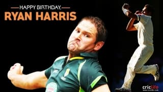 Ryan Harris: 10 things you may not have known about the Australian fast bowler