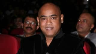 Photo: Vinod Kambli once again tries luck with acting