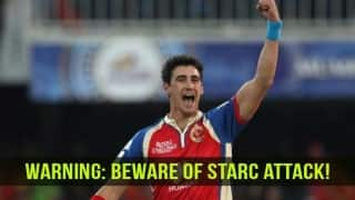 Can Mitchell Starc transform Royal Challengers Bangalore's fortunes?