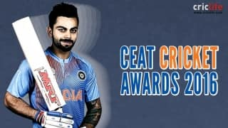 Virat Kohli, Joe Root and other CEAT cricket awards 2016 recipients