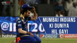 Five big reasons for Mumbai Indians' woes thus far in IPL 2015