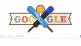Google commemorates India-New Zealand ICC World T20 2016 clash with a doodle