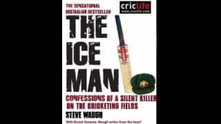 Steve Waugh's The Ice Man: Confessions of a silent killer on the cricket fields