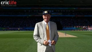 Martin Crowe inducted in the ICC Hall of Fame