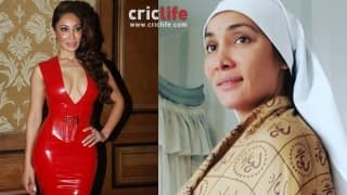 Sofia Hayat, who once claimed to have dated Rohit Sharma, turns a nun