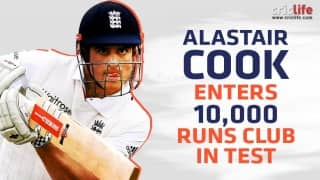 Infographic: Alastair Cook and the galore of records