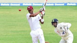 VIDEO: Roston Chase smashes his maiden Test ton to save the day for West Indies