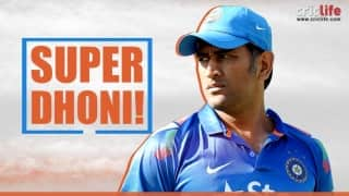 Infographic: MS Dhoni and records galore