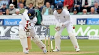 Video: Moeen Ali's ripper to send back Lahiru Thirimanne