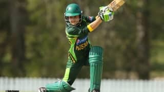 ICC Women's World T20: Javeria Khan's condition stable after being struck on her jaw by cricket ball