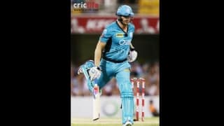 Andrew Flintoff plays double-role of non-striker and commentator