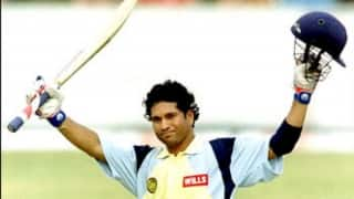 Video: When Sachin Tendulkar scored first of his 49 ODI hundreds