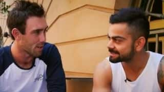 Video: When Virat Kohli got candid in an interview with Glenn Maxwell