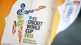 ICC Cricket World Cup 2015: Points Table