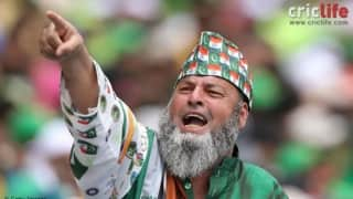 Mohammad Bashir — a Pakistani who supports India and MS Dhoni