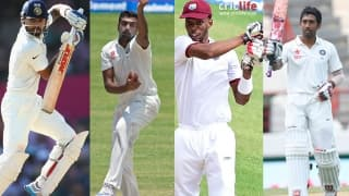 5 standout moments from India-West Indies series