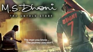 "Advance booking for ""MS Dhoni: The Untold Story"" biopic to start only at 9:59 am on Sept 30th"