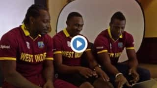 VIDEO: Relive West Indies' ICC World T20 2012 triumph with Chris Gayle, Dwayne Bravo and Andre Russell