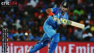 Suresh Raina: The main World Cup for us starts now