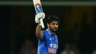 Poll: Do you think Manish Pandey deserved a place in India's ICC World T20 2016 squad?