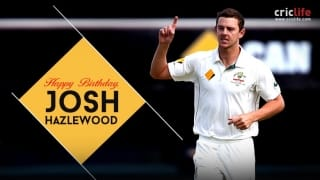Josh Hazlewood: Nine facts about the pacer who took a fifer on Test debut
