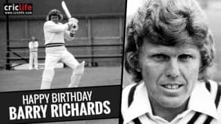 Barry Richards: 10 facts to know about the South African legend