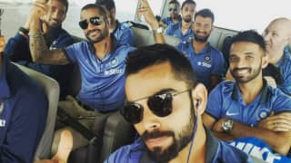 PHOTOS: Team India unwinds in the Caribbean ahead of tough West Indian sojourn