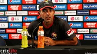 Mohammad Tauqir: Surprised because South African bowlers were trying to hit us instead of the wickets