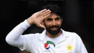 Misbah-ul-Haq's unique military celebration sets social media abuzz; many cricketers emulate him