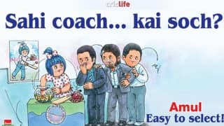 Amul's take on the long list of aspirants for coveted post of Team India head coach