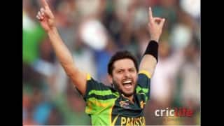 Afridi funds construction of hospital in his hometown