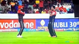 Video: When Virat Kohli joined Tabraiz Shamsi in his 'BUS DRIVER' celebration