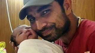 Extra-special Eid for Mohammed Shami after become a first-time father!