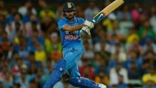 Manish Pandey's maiden ODI ton guides India to a consolation win: Twitter reactions