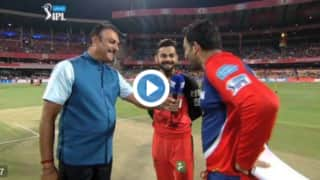Video: Zaheer reveals why 'dangerous' Kohli forced him to bowl first during RCB-DD IPL 9 clash