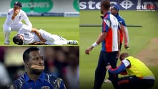 Yearender 2015: Top 10 funny cricket moments in 2015