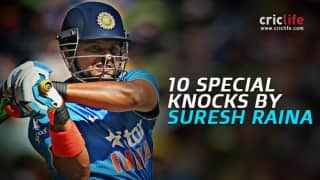 Suresh Raina: 10 impactful knocks from the southpaw's career in chronological order