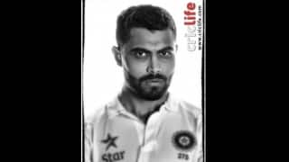 Ravindra Jadeja's cricketing career in pictures