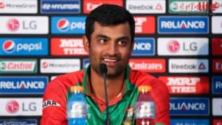 Tamim Iqbal: The wicket was fantastic and outfield was really quick