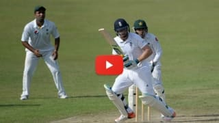 Live streaming: Pakistan vs England, 1st Test at Abu Dhabi